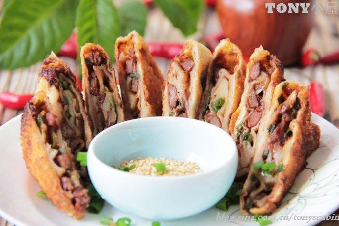 吃了让你永远记住的新疆吐鲁番剁肉饼