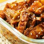 私房菜展示——肥而不腻的红烧肉焖笋