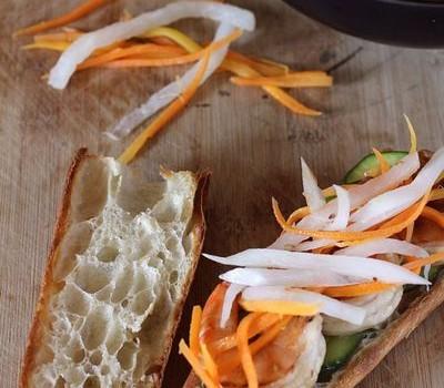 36小时天然酵种米粉法棍-来自越南的灵感