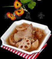 祛湿健脾老火汤----冬瓜老鸭薏米汤