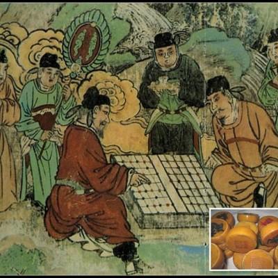 中秋月饼与中国象棋之间的渊源