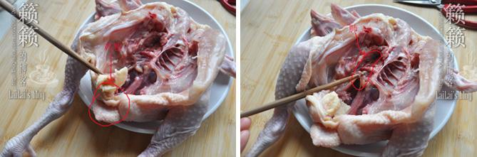 【小香菇蒸鸡】注意,鸡身上这些部位不能吃!