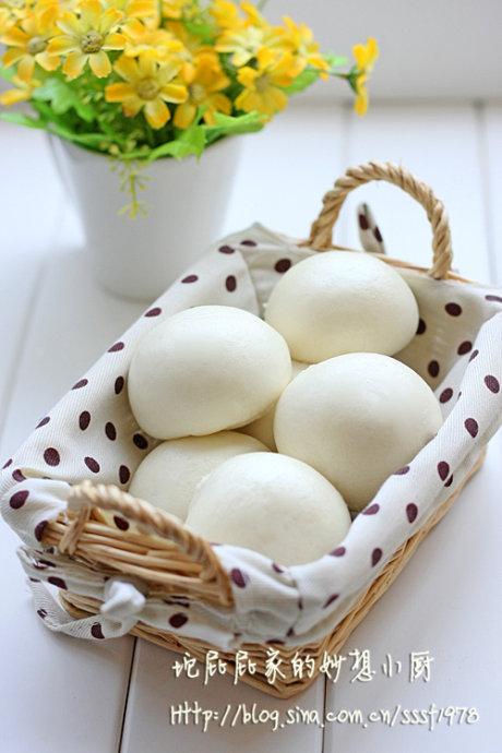 周末营养早餐之十一完美奶黄包全攻略