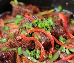 会让你出轨的菜到底长什么样----啤酒牛肉炖五香豆腐干 附牛肉的10种吃法
