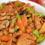百姓餐桌四季常在的下饭菜---家常豆腐