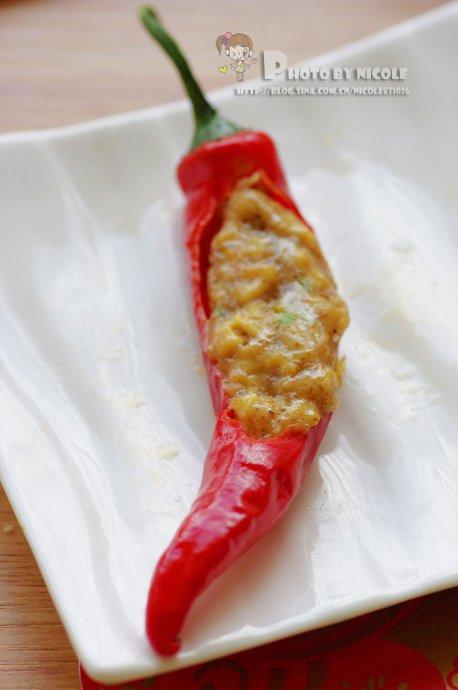 火辣外表下包裹着一颗柔软的心——滋味素酿红椒