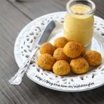 椰丝球的华丽变身,黄金芝士海苔椰丝球