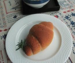 全麦面包卷(直接法)