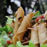 【牙簽豆皮卷】串起來的美味豆腐菜!(33道暑期親子美食)