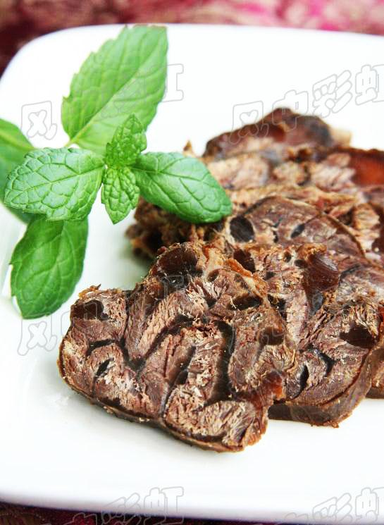 适合减肥族的清爽低脂肉菜【薄荷鸡丝】24道减肥肉菜