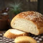 要美丽要健康------无糖低脂燕麦包