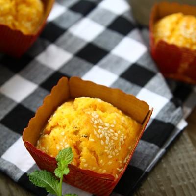 蛋糕吃出海鲜味儿,葫芦瓜鲜虾蛋糕(25款家庭烘焙的新鲜搭配)