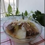 大暑天里为家人煲上一碗清热消暑化湿健脾的汤——冬瓜莲子百合汤