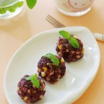 四步打造五谷杂粮的精致吃法——健康营养的杂粮小饭团