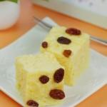 口味不輸奶油蛋糕的健康中式蛋糕?——?粗糧細作的玉米面發糕