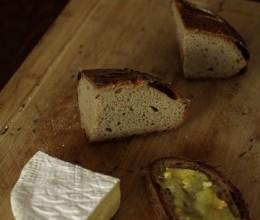 德国重黑麦面包-天然酵种酵头的玄妙