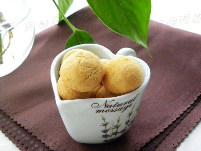 分离鸡蛋做出2种风味迥异的简单小点心——【蛋黄酥】&【蛋白脆】
