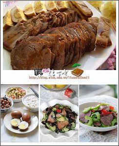 做好吃不腻的一锅卤肉--卤肉的四种吃法(一\二)卤肉饭&卤肉包