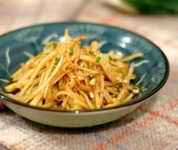 1元成本打造最开胃的土豆吃法—【凉拌土豆丝】
