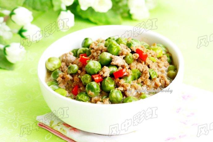 零厨艺也能做得很好吃【肉末豌豆】27道简单下饭菜