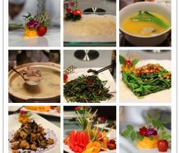 跟着温州菜大师阿建一起品尝地道原味温州菜---(热菜篇)