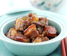 魔芋红烧肉—酸碱平衡来吃肉