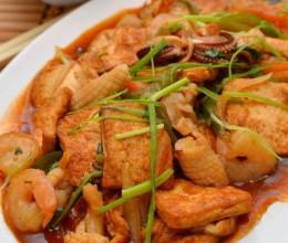 可以宴客的豆腐---海鲜豆腐(附20道美味宴客菜)