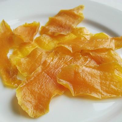 四个步骤轻松自制美味芒果干