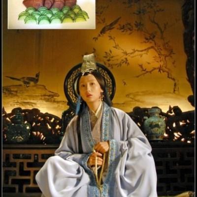"""中国第一位""""秀色可餐""""的尼姑"""