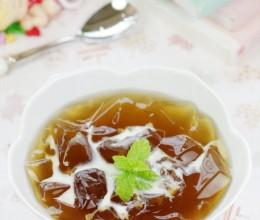可以让人大口嚼的酸梅汤——带来舌尖与味蕾双重享受的酸梅冰粉粉