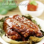 用嶺南人熟悉的一種調料做道時令菜——荷香南乳鴨翅