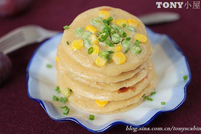 如何粗粮细作成就营养美味的玉米煎饼