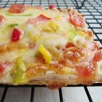 零廚藝新手絕不可錯過的至尊美味:15分鐘自制蛋黃起酥披薩