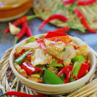 湘菜馆里点击率最高的一道菜——红遍大江南北的农家小炒肉