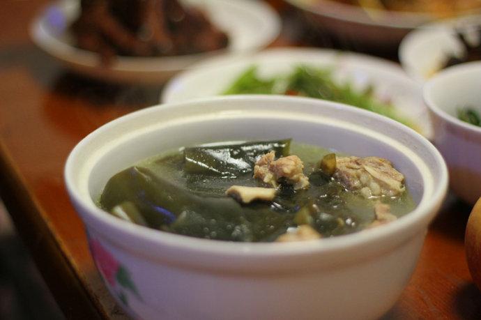 独具南昌家庭味道的四菜一汤---南昌菜