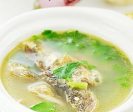 北部湾疍家最家常的一道快手汤——香菜杂鱼汤