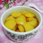 家庭自制水果罐頭的9大心得體會——自制黃桃罐頭