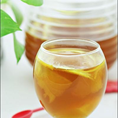 适合一家老小中秋赏月的茶饮——蜂蜜香橙茶