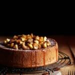 秋天专属蛋糕----焦糖栗子蛋糕
