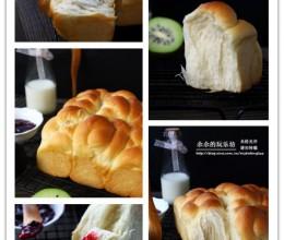 老式面包(浅聊面粉吃水的问题)