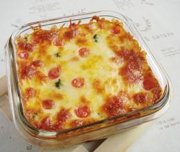 零厨艺绝不可错过的快手美味新吃法:15分钟自制焗烤什锦茄子