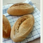终于有了比较满意的割口—黑麦面包【长帝4800试用报告Ⅱ】