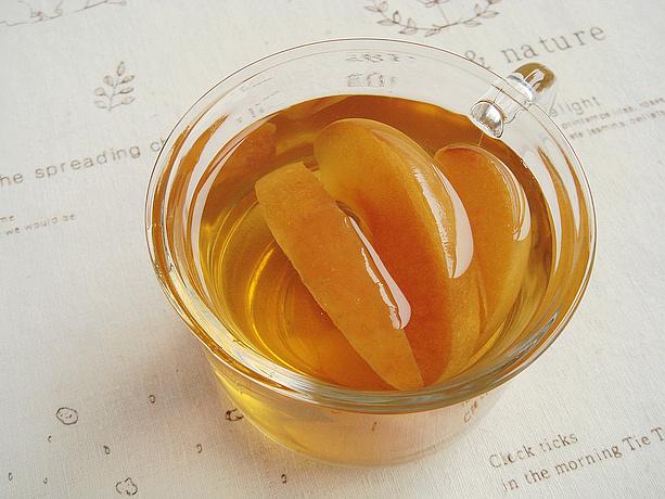 水果醋家庭自制法:纯天然苹果醋