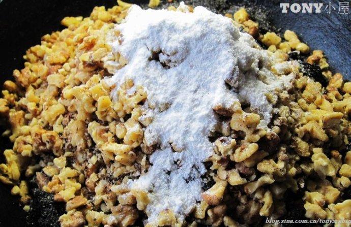 一分钟撞击出的经典营养早餐----芝麻糊带给我们的甜蜜的儿童回忆
