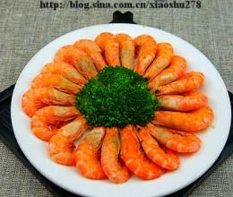 5分钟做一道极品宴客菜--盐灼虾