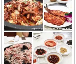 聚在汉阳馆,享受那正宗的韩国料理美食