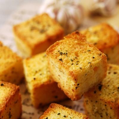 乳酪吐司VS蒜砖--分分钟让你爱上吃吐司