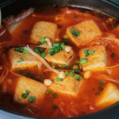 用泡菜对味蕾的诱惑打开你秋天的胃----周末在家做美味泡菜锅