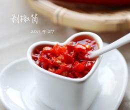 留住那一抹艳红的回忆——剁椒酱(湖北传统做法)