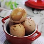 蛋黄软嫩的诀窍·五香茶鸡蛋